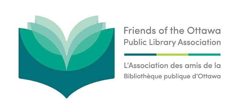 Logo de l'Association des amis de la bibliothèque publique d'Ottawa