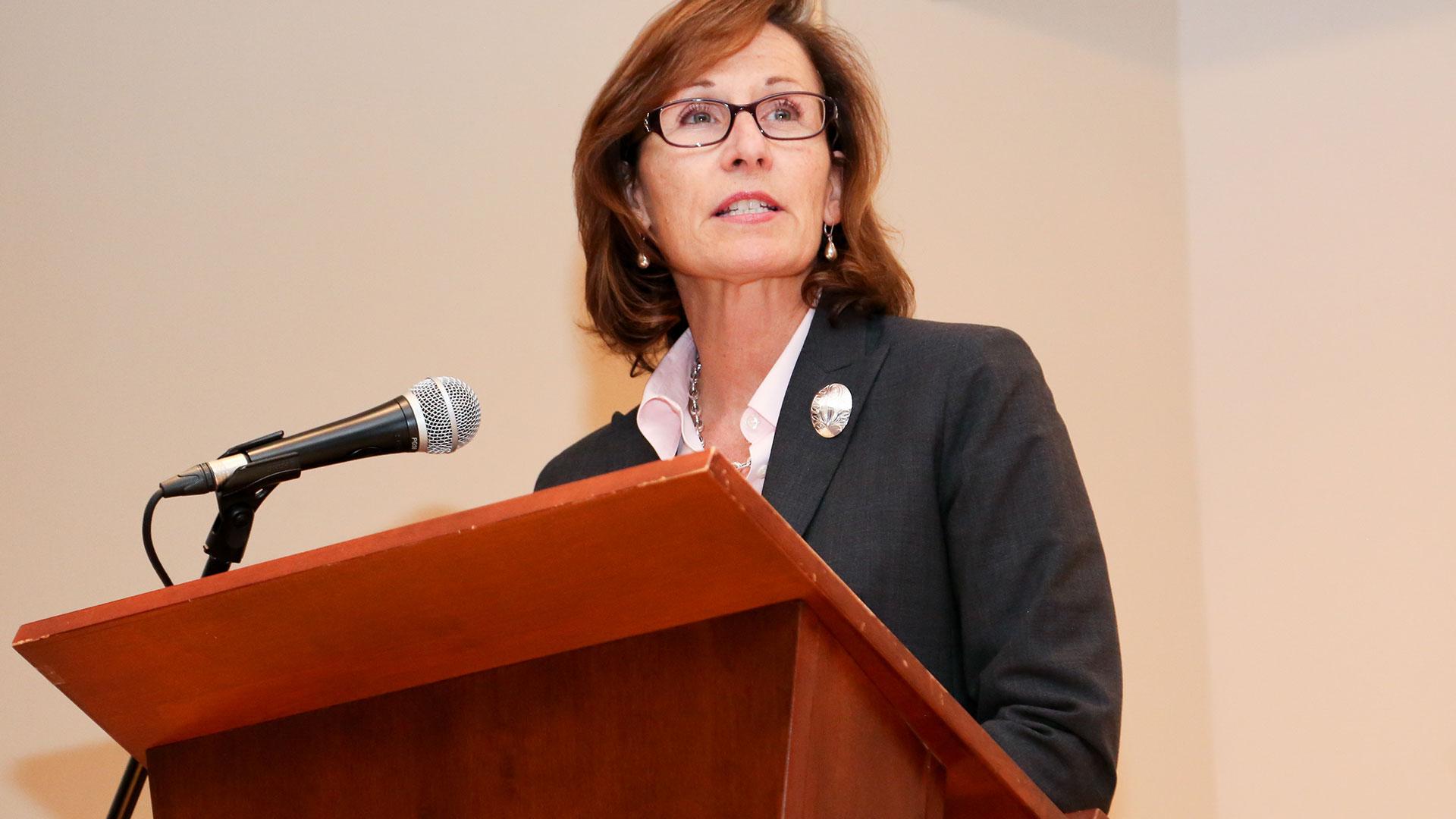 Danielle McDonald, CEO Ottawa Public Library