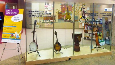 OPL Musical Instrument Lending Library