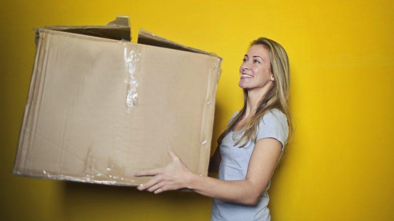 Vente de déménagement