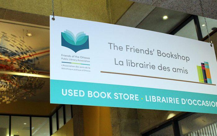 The Friends' Bookshop
